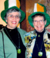 JaneO'Donnell and Kathleen O'BrienWicker